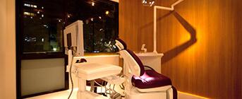 個室かつ治療設備の充実